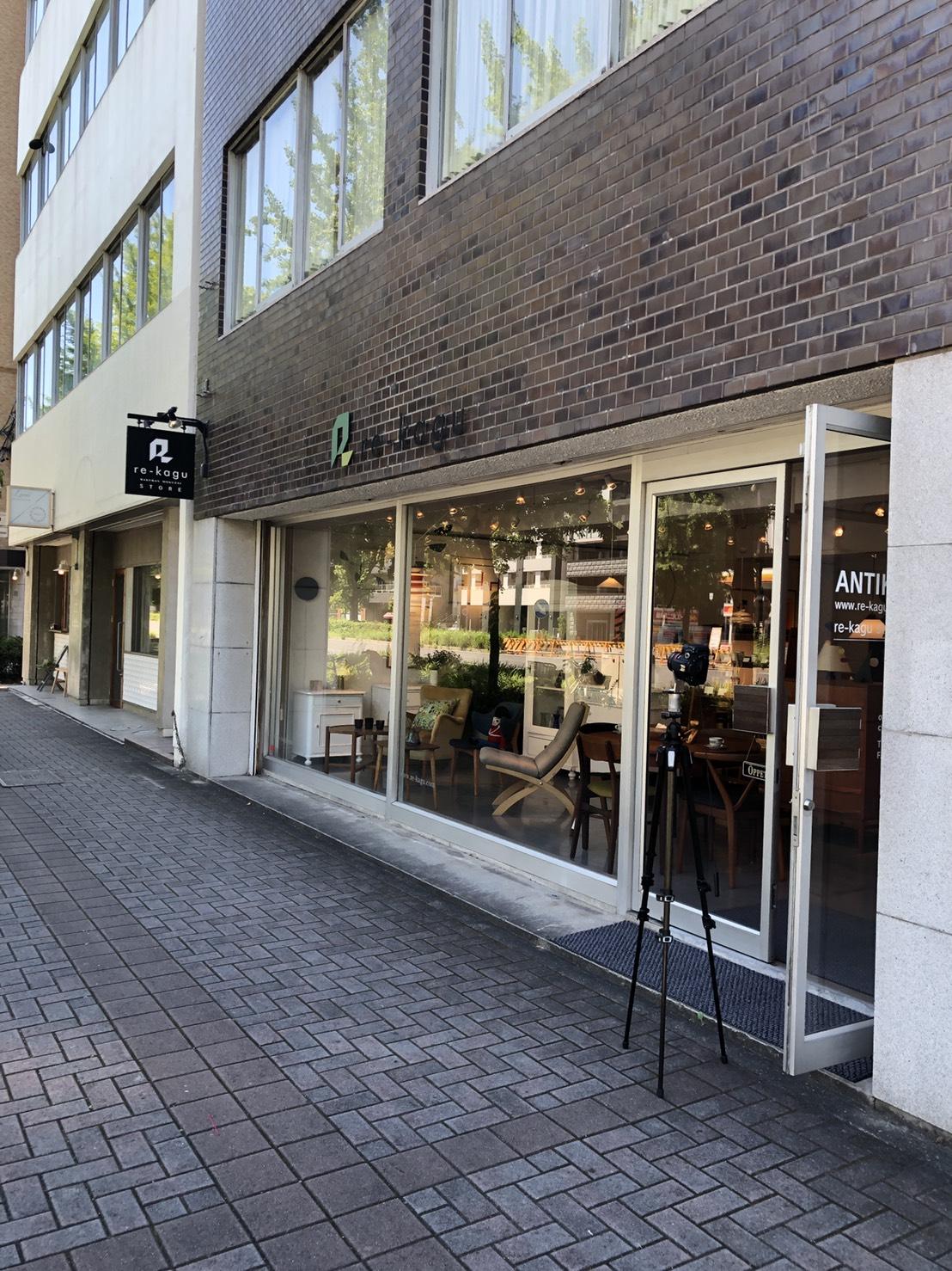 Googleストリートビュー屋内版撮影 re-kagu store 名古屋
