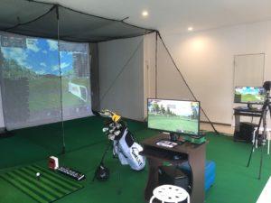 Googleストリートビュー屋内版撮影 ゴルフスタジオアポロ