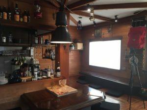 Googleストリートビュー屋内版撮影 池チカ小鹿酒場